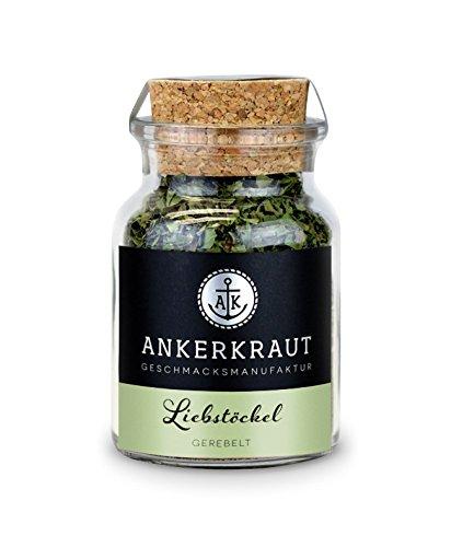 Ankerkraut Liebstöckel, 15g im Korkenglas