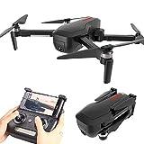 Mini Drone avec caméra HD 4 K en Direct, Drone télécommandé, Quadcopter, Mode VR, contrôle Vocal Pliable Pratique