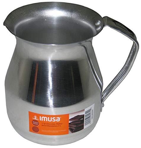 IMUSA Chocolatera 1.3 litros con Molinillo