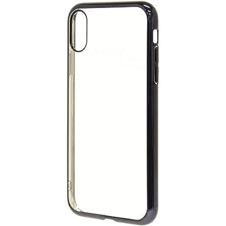 ラスタバナナ(Rastabanana) スマホケース ブラック 対応機種:iPhone Xs/X