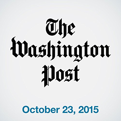 Top Stories Daily from The Washington Post, October 23, 2015 copertina