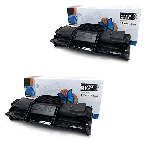 Vervanging voor Samsung ML-1640-2241 Series, 2x Toner