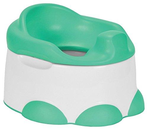 Vital Innovations 05505–02 Bumbo Step 'N Potty – 3 en 1 tabouret et petit pot, vert