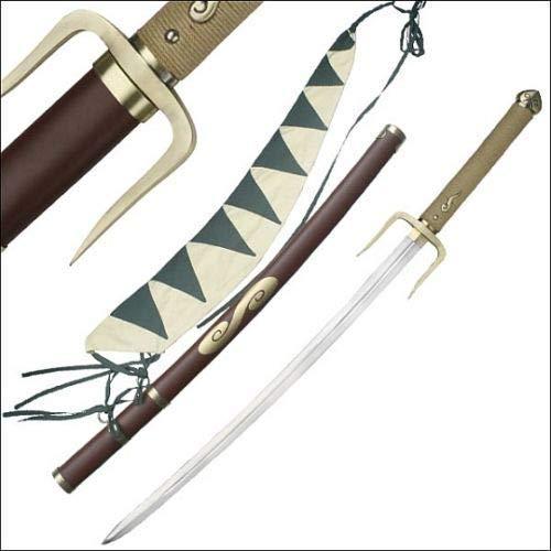 The Cosplay Company Samurai Champloo Mugen's Typhoon Swell Sword