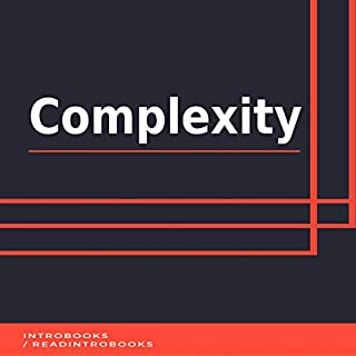 Complexity audiobook cover art