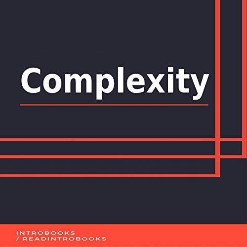 Complexity cover art
