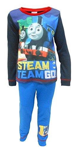 Thomas The Tank Engine Steam Team Niños Pijamas 86cm / 18-24 Meses
