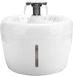 GOTOTOP Kattfontän, 2,5 l intelligent automatisk drickare cirkulerande elektrisk vattendispenser USB-gränssnitt husdjursfo...