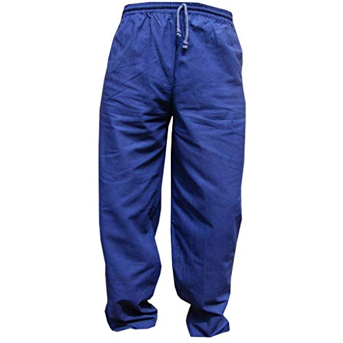 Made from Pure Cotton PANASIAM T-01 Trousers M to XXL