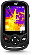 Thermal Imaging Camera, 320 x 240 IR Resolution Thermal Camera, Pocket-Sized Infrared Camera with 76800 Pixels Real-Time Thermal Image, Temperature Measurement Range -4°F to 572°F,Thermal Imager
