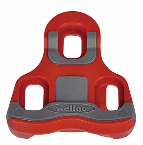 WELLGO - 35526 : Calas carretera 6º flotante Wellgo RC7B compatible LOOK