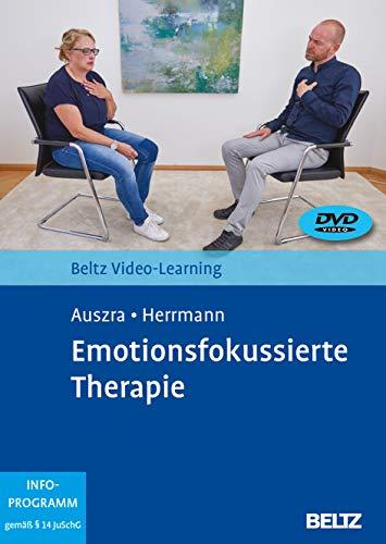 Emotionsfokussierte Therapie: Beltz Video-Learning. 2 DVDs mit 12-seitigem Booklet. Laufzeit 169 Min.