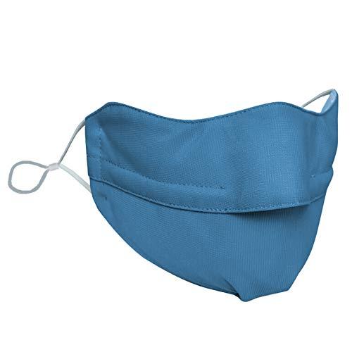 1PC Mascarilla Reutilizable Algodón Máscara Adultos Para Usuarios De Gafas Que Evitan El Empañamiento Ajuste De Hebilla Deporte Al Aire Libre Para Actividades De Fiesta Al Aire Libre