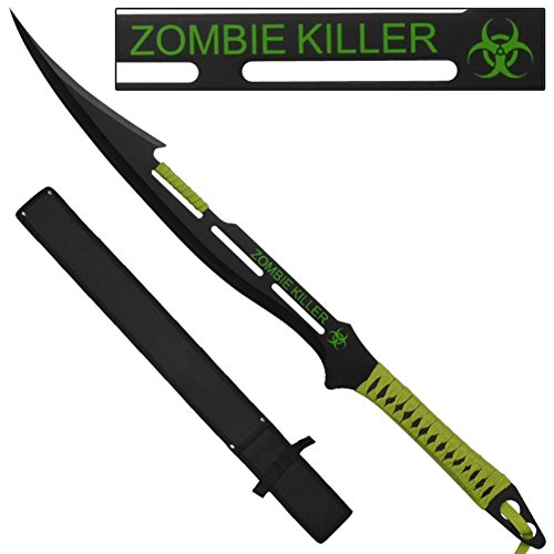 Armory Replicas Zombie Killer Apocalyptic Decapitator Sword