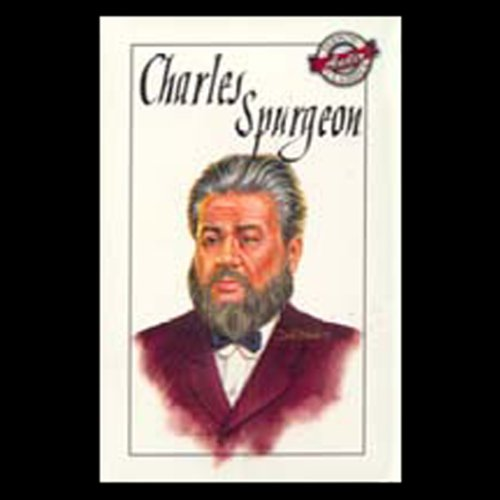 Charles Spurgeon audiobook cover art