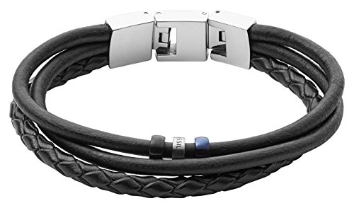 Fossil Herren Armband Vintage Casual Multi-Strand