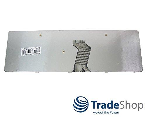 Trade-Shop Premium Laptop-Tastatur Notebook Keyboard Ersatz Deutsch QWERTZ ersetzt IBM Lenovo IdeaPad MP-12P86D0-686 25210904 (Deutsches Layout)