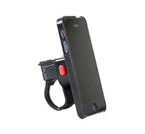 ZEFAL Z-Console Lite Soporte Porta-Smartphone, Unisex Adulto, Negro, Talla única