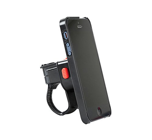 Zefal Smartphone houder Z-console Lite iPhone 4/4S/5/5S/5C zwart, 10 x 5 x 10cm