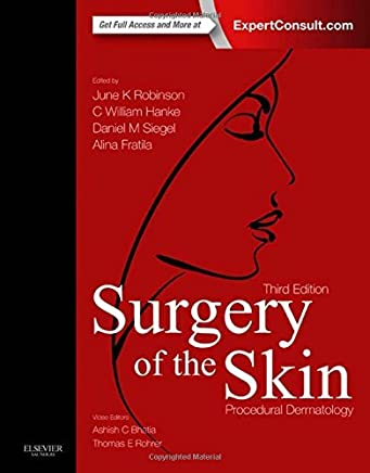 Surgery of the Skin: Procedural Dermatology, 3e by June K. Robinson MD (2014-11-25)