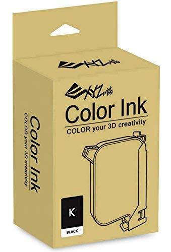Ink Cartridge for Inkjet Printing - Black - Specially designed for XYZ Printing Da Vinci Color Printers