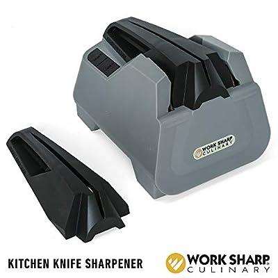 "Work Sharp E2 Plus, 5.5"" X 4"" X 3.5"", Knife Sharpener"