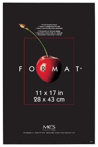 MCS 11x17 Inch Format Frame, Black (40962)