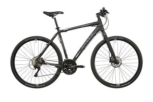 Serious Tenaya - Bicicletas híbridas Hombre - negro Tamaño