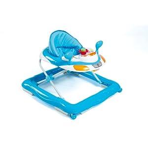 CUORE BABY Andador Naranja Actividades Osito: Amazon.es ...