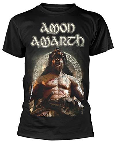 Amon Amarth 'Berzerker' (Black) T-Shirt (xx-Large)