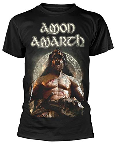 Amon Amarth 'Berzerker' (Black) T-Shirt (xx-Large)