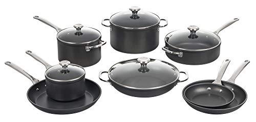 Le Creuset Toughened Nonstick PRO Cookware Set, 13pc