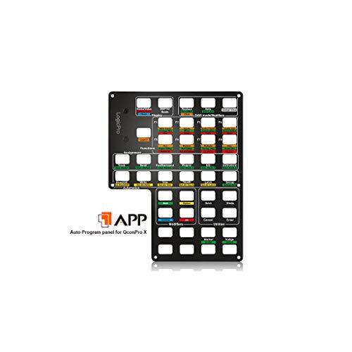 Icon Pro Audio icoa-appl Ableton Live Auto-Programm Panel für QCON PRO X funktionsreichen DAW Controller Logic Pro