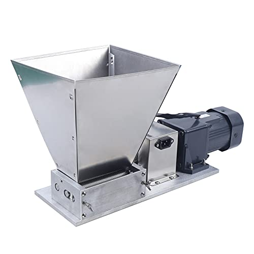 Grinder Mill, Dry Cereals Rice Wheat Corn Mills with Funnel
