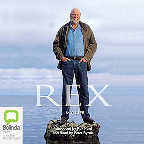 Rex cover art