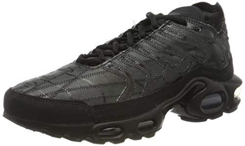 Nike Air MAX Plus Decon, Zapatilla de Correr Hombre, Black/Black/Anthracite, 42.5 EU