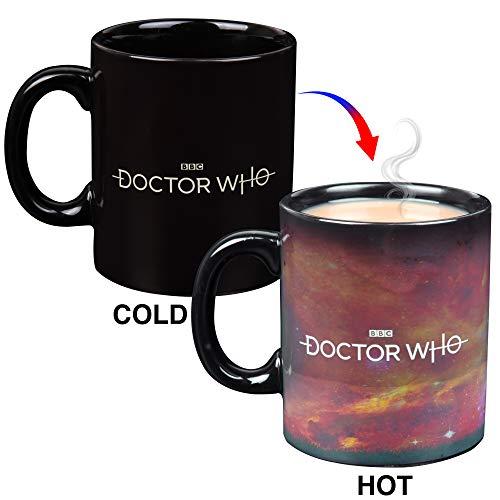Doctor Who Kaffeetasse Doctor Who Tardis und Logo