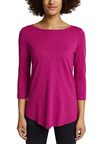 ESPRIT Jersey-Shirt mit Organic Cotton
