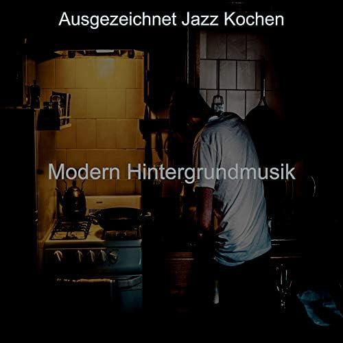Ausgezeichnet Jazz Kochen