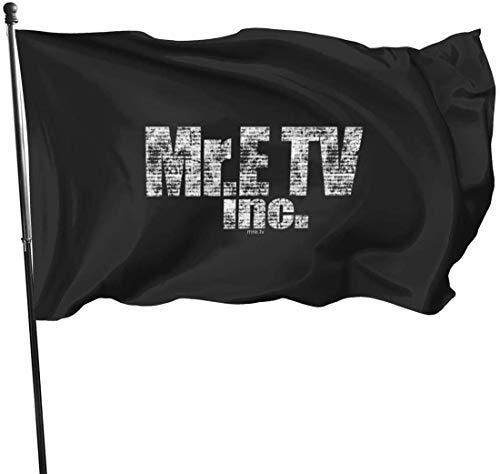 'N/A' Mr.E TV Inc. - Bandera (91,4 x 152,4 cm)