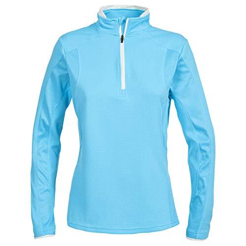 Trespass Ollog T-Shirt Femme Bleu FR : XXL (Taille Fabricant : XXL)