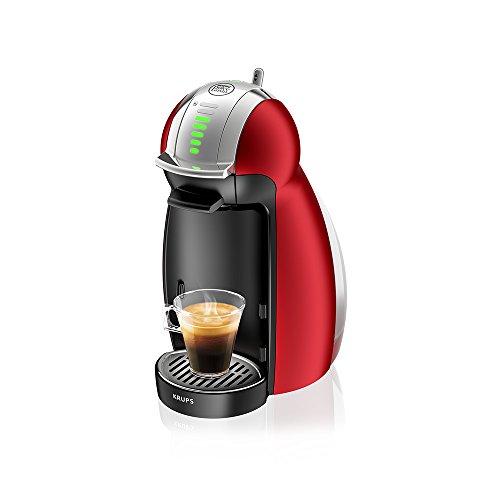 Nescafé Dolce Gusto Genio 2 KP1605 Macchina per Caffè Espresso e Altre Bevande Automatica Red...