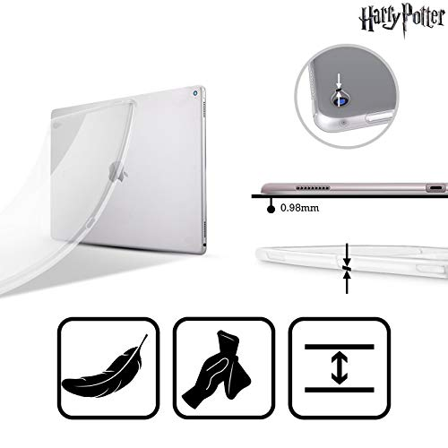 Head Case Designs Offizielle Harry Potter Hogwarts Kamm Prisoner of Azkaban I Soft Gel Handyhülle Hülle Huelle kompatibel mit Amazon Fire HD 10 (2017)