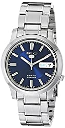 Seiko 5 Men's SNK793 Stainless Steel Blue Dial Automatic Watch - see my review