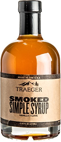 Traeger Grills MIX001 Smoked Simple Sirup Cocktail Mixer