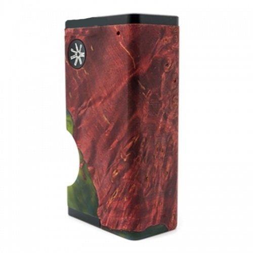 Asmodus Luna Squonker Mod - Nikotinfrei Farbe Rot