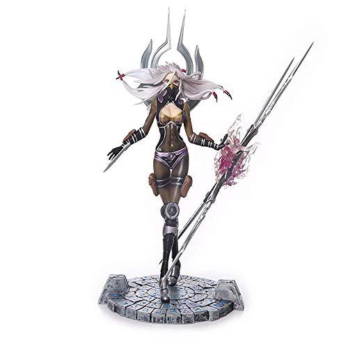 Home Arts Irelia Figur Anime Schwert Mädchen-Charakter Figuarts Modell-Dekoration Für Kinder Und Sammler 10 Inches
