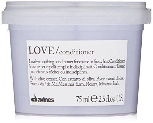 Davines – Après-shampooing Love Smoothing format de voyage 75 ml