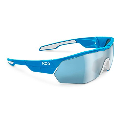 Kask P1321056 Koo Open Cube Cycling Sunglasses, Light Blue,...