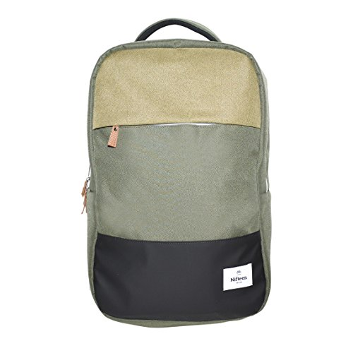 """【Nifteen】DOWNTOWN 15.6"""" DAY PACK リュックサック バックパック (Hunter(Green))"""